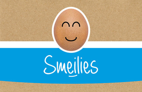 MERKNAAM & DESIGN – Smeilies